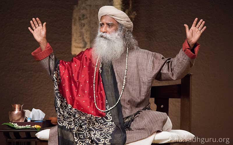 Mystic Quote - Sadhguru