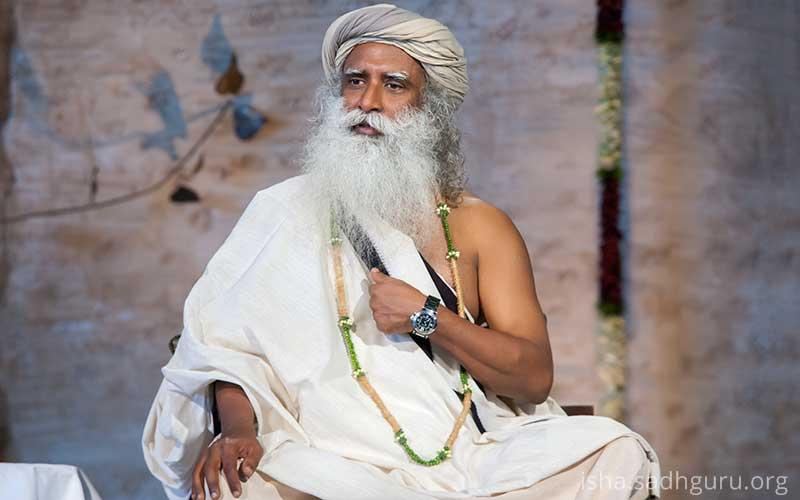 Mystic Quote - Sadhguru