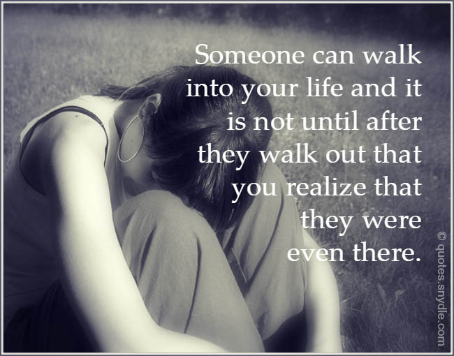 Sad Love Quotes And Sayings Make You Cry