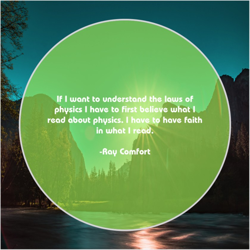 Ray Comfort – If I want to understand… – Quote Pals