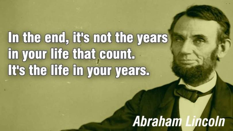 Abe Lincoln Quotes On Life Custom Abe Lincoln Quotes On Life Sayings Images & Photos