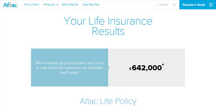 Aflac Life Insurance Quote Mesmerizing Aflac Life Insurance Quote Sayings & Pictures  Quotesbae