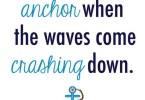 Anchor Friendship Quotes Meme Image 13