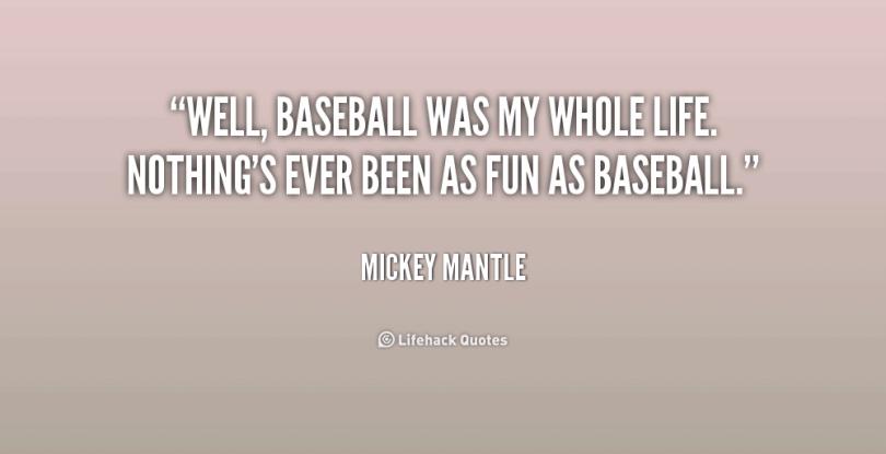 Baseball Quotes About Life Amusing Baseball Quotes About Life Photos And Images  Quotesbae