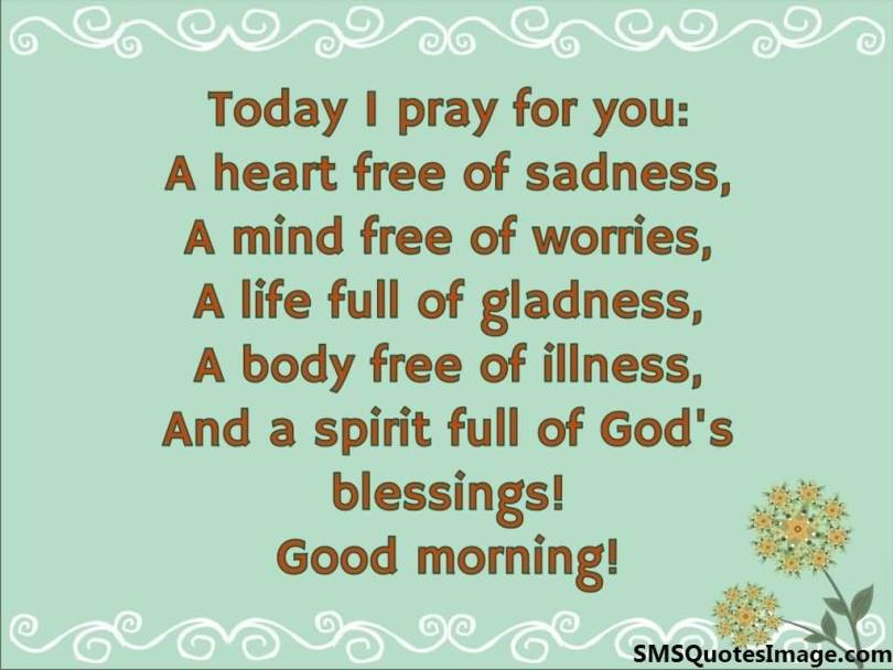 Todays Prayer Quotes Unique 25 Good Morning Quotes Prayer Images & Pictures  Quotesbae