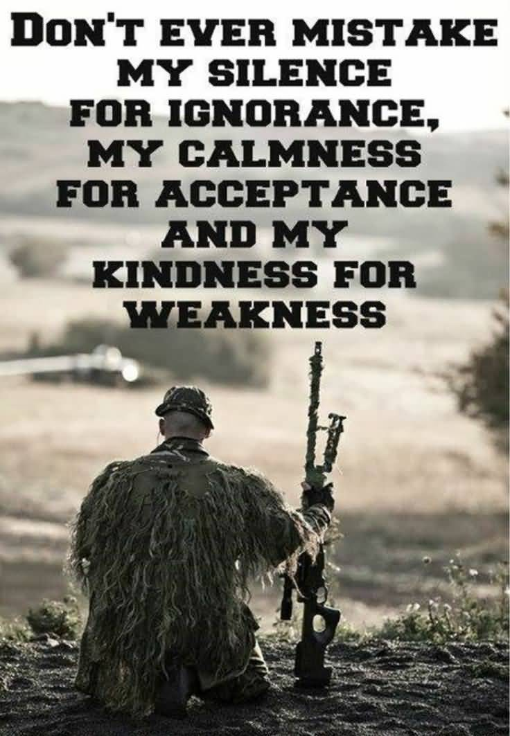 25 Motivational Military Quotes Sayings Images & Photos ...