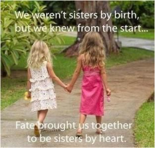 Quotes About Friend Like A Sister Meme Image 07