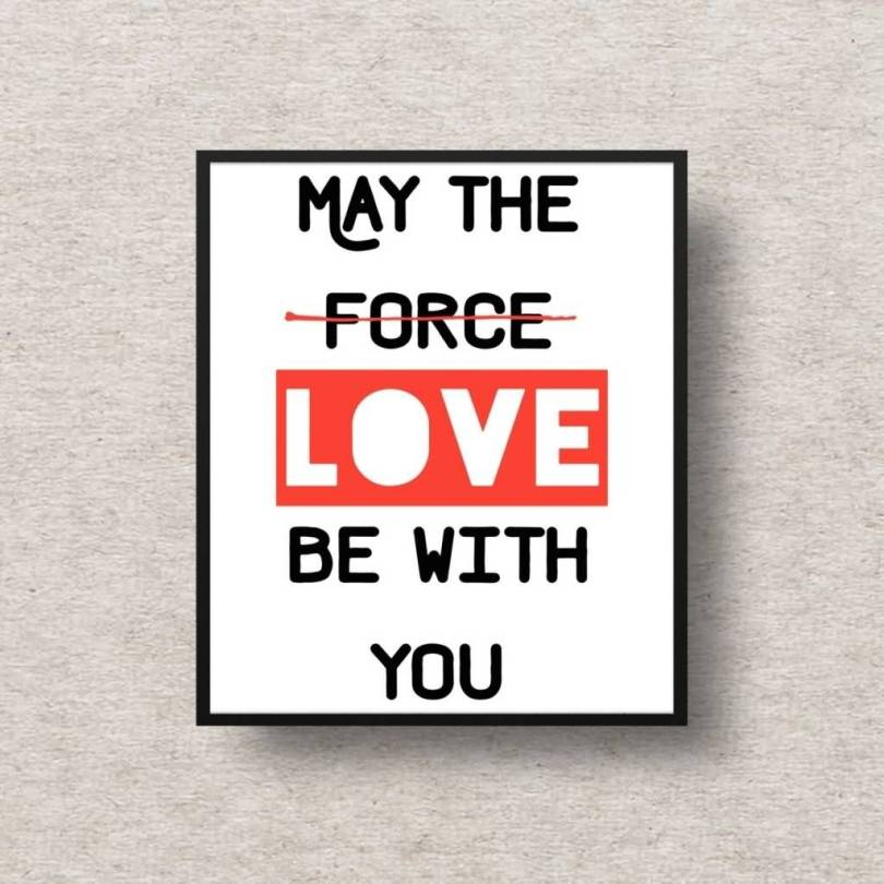Star Wars Love Quotes Magnificent 25 Starwars Love Quotes And Sayings Collection  Quotesbae