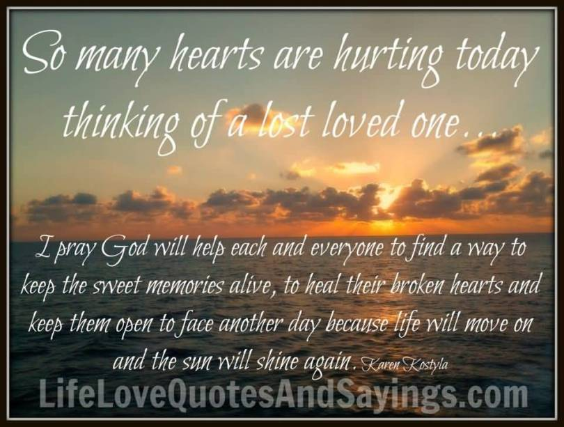 Comforting Quotes Simple 20 Comforting Quotes About Losing A Loved One  Quotesbae