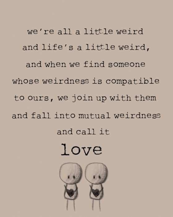 Love Quote Dr Seuss Impressive 20 Dr Seuss Weird Love Quote Poster Images  Quotesbae