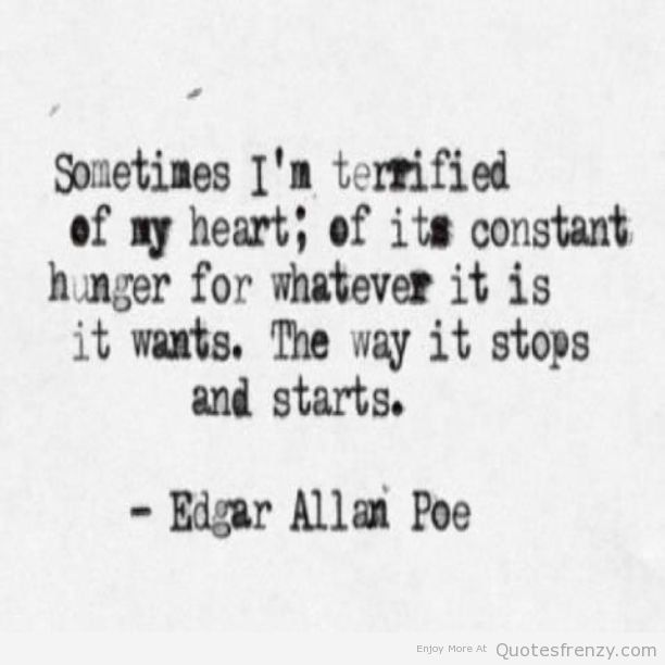 Poe Love Quotes Amusing 20 Edgar Allan Poe Love Quotes And Sayings  Quotesbae