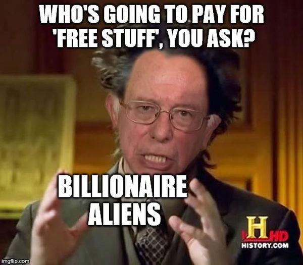 Fantastic it was aliens meme image