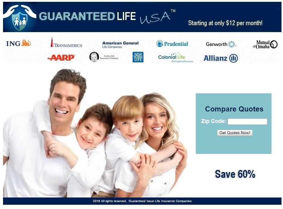 Delightful Guaranteed Issue Life Insurance Quotes 11 Idea