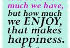Happiness In Life Quotes 19