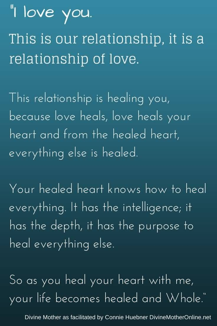 Healing Love Quotes Stunning Healing Love Quotes 03  Quotesbae