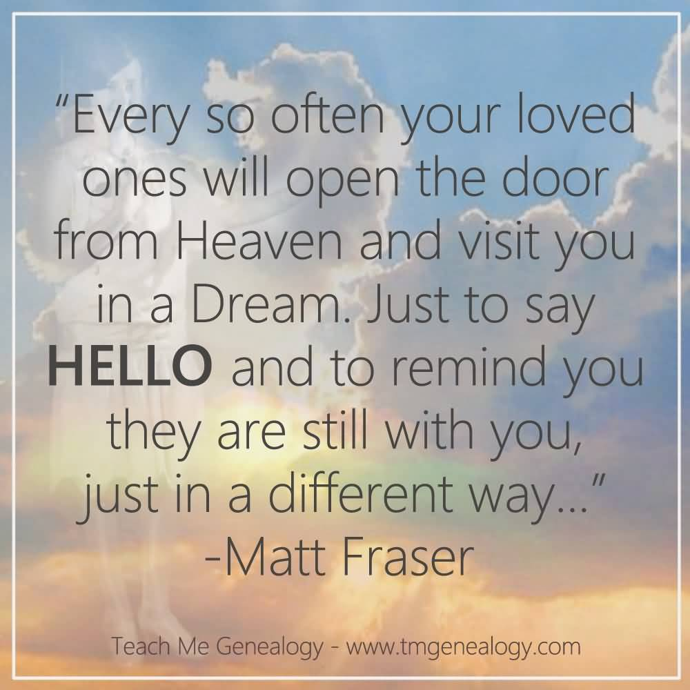 Quotes About Heaven Heaven Quotes For Loved Ones 10  Quotesbae