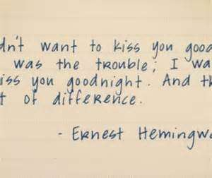 Hemingway Quotes On Love Awesome Hemingway Quotes On Love 19  Quotesbae
