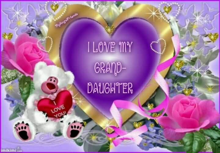 I Love My Granddaughter Quotes Stunning 20 I Love My Granddaughter Quotes & Images  Quotesbae