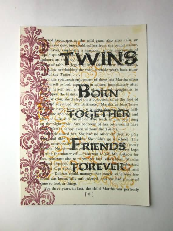 I Love My Twin Sister Quotes Awesome I Love My Twin Sister Quotes 02  Quotesbae