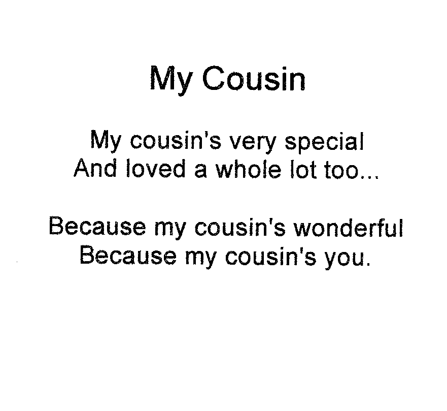 I Love You Cousin Quotes New I Love You Cousin Quotes 19  Quotesbae