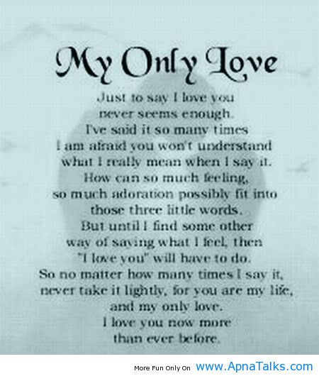 Quotes About How Much I Love You Interesting I Love You So Much Quotes 05  Quotesbae