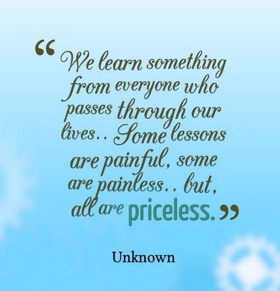 Inspirational Quotes About Life Lessons 03