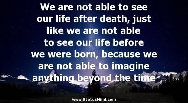 Inspirational Quotes Life After Death 07 Photo