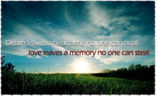 Quotes For A Loss Of A Loved One Beauteous Inspirational Quotes Loss Loved One 02  Quotesbae