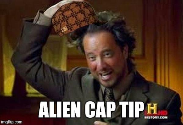 Super ancient aliens dude memes