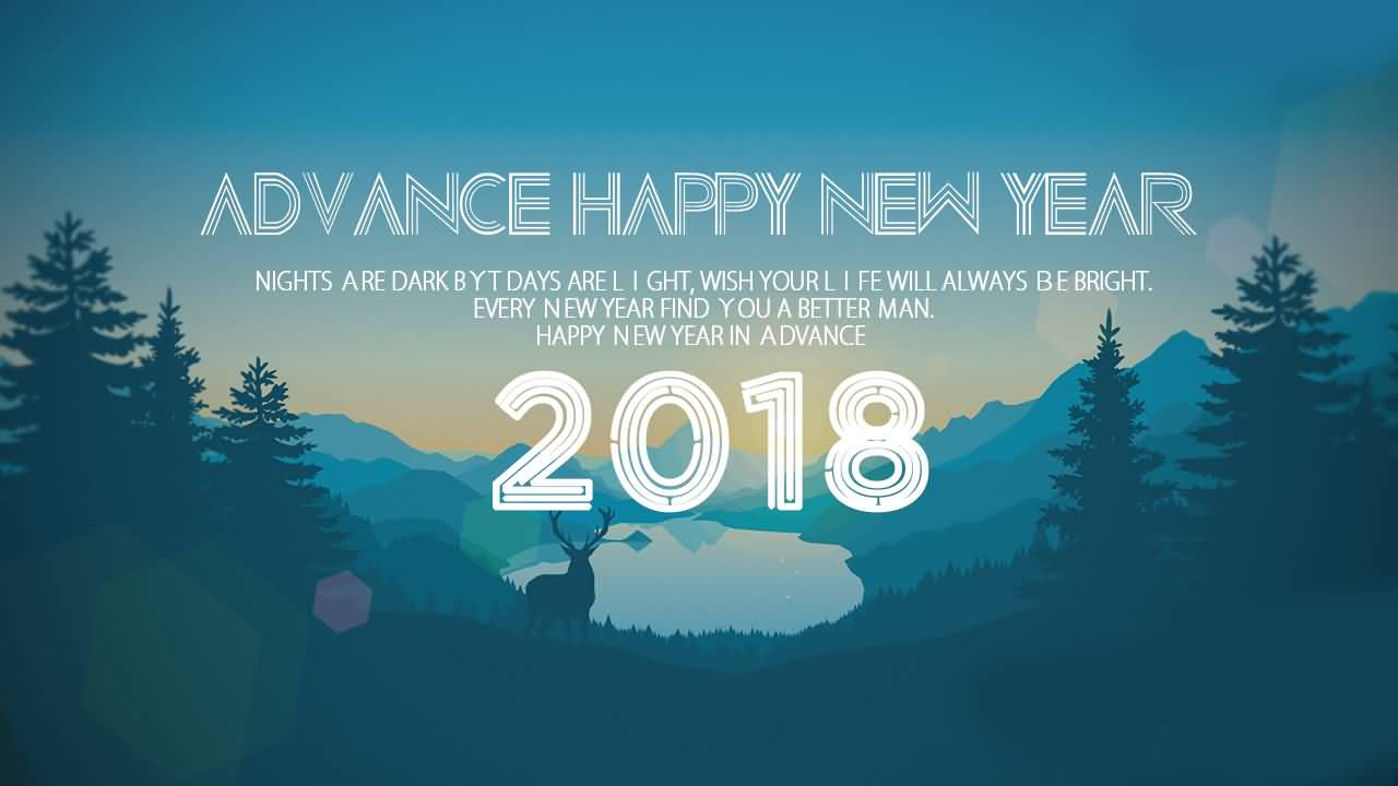 2018 New Year Quotes Sayings Image Picture Photo Wallpaper 04