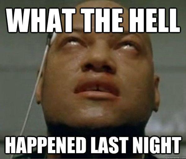 Funny Memes For Hangovers : Hangover funny meme pixshark images galleries