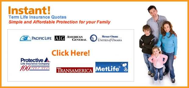 Instant Insurance Quote Stunning Instant Term Life Insurance Quote 19  Quotesbae