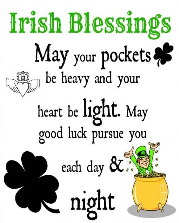 Nice Irish Quotes About Life 17
