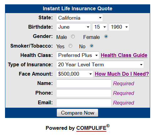 Life Insurance Quote Engine 13 Idea