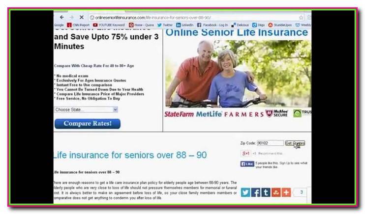 Life Insurance Quotes For Seniors Classy Life Insurance Quotes For Seniors Over 75 16  Quotesbae