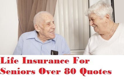 Life Insurance Quotes For Seniors Enchanting Life Insurance Quotes For Seniors Over 80 04  Quotesbae