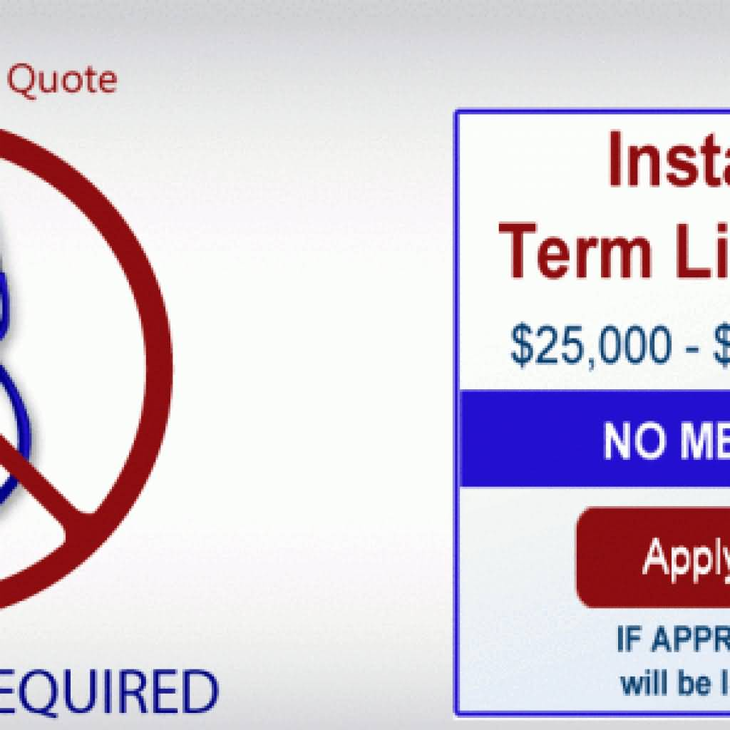 Best Life Insurance Quotes No Medical