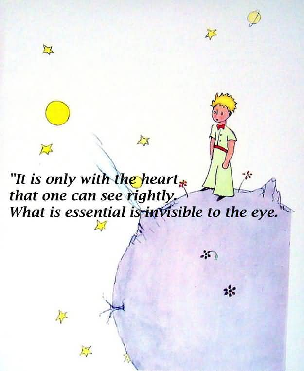 Little Prince Love Quotes 18 Amazing Design
