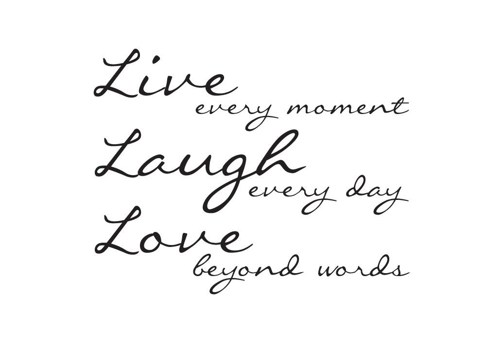 Live Love Laugh Quote Brilliant Live Love Laugh Quote 09  Quotesbae