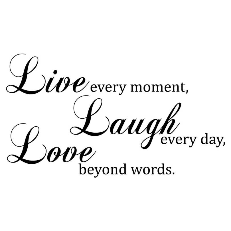 Live Love Laugh Quotes Fair 20 Live Love Laugh Quotes Images And Pictures  Quotesbae