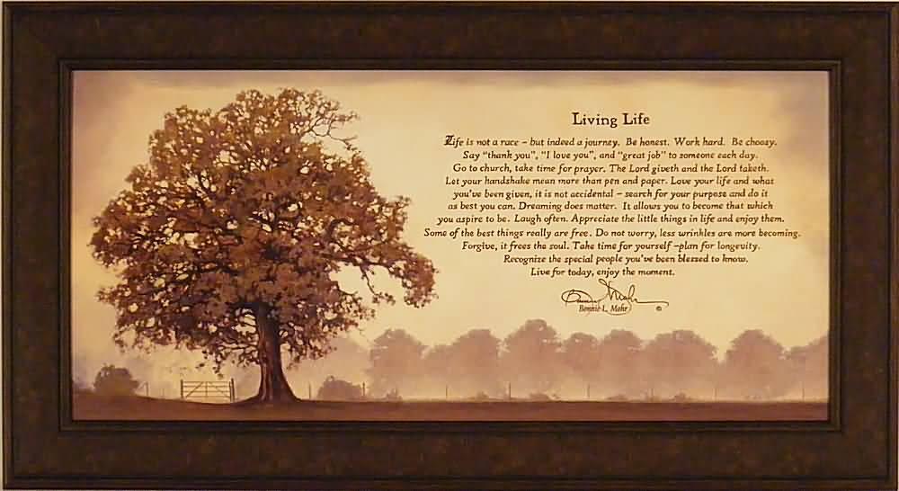 Living Life Bonnie Mohr Quote Mesmerizing Living Life Bonnie Mohr Quote 13  Quotesbae