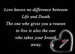 Love Death Quotes Awesome Love Death Quotes 18  Quotesbae