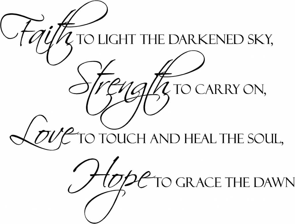 Love Faith Hope Quotes 19