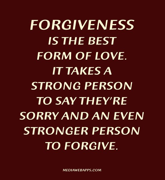 Love Forgiveness Quotes Alluring Love Forgiveness Quotes For Her 06  Quotesbae