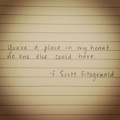F Scott Fitzgerald Love Quote Stunning Love Quotes F Scott Fitzgerald 11  Quotesbae