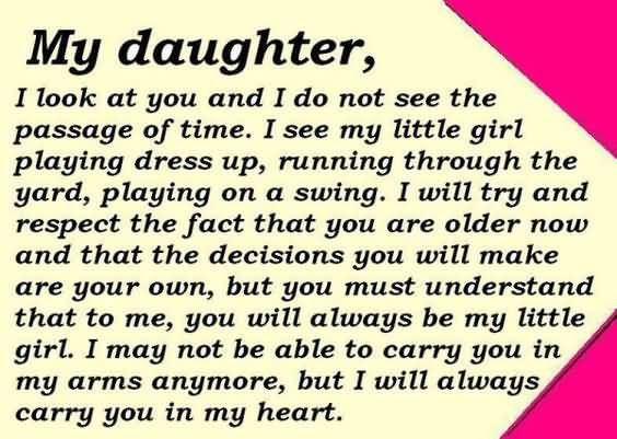 Love Quotes For Your Daughter Awesome Love Quotes For Your Daughter 04  Quotesbae
