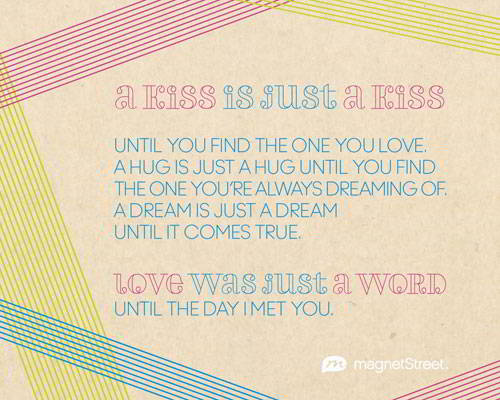 Love Quotes Wedding Invitation 16