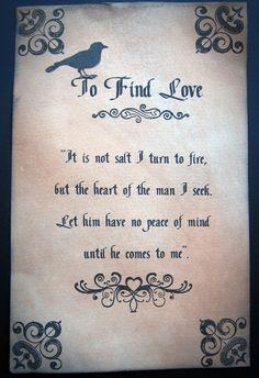 Love Spell Quotes Cool Love Spell Quotes 04  Quotesbae