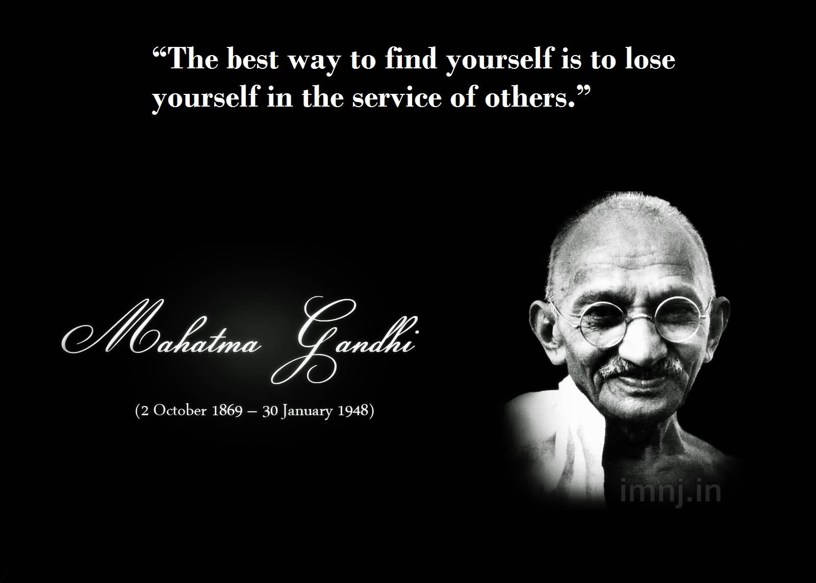 Gandhi Quotes On Love Unique 20 Mahatma Gandhi Quotes On Love And Pictures  Quotesbae