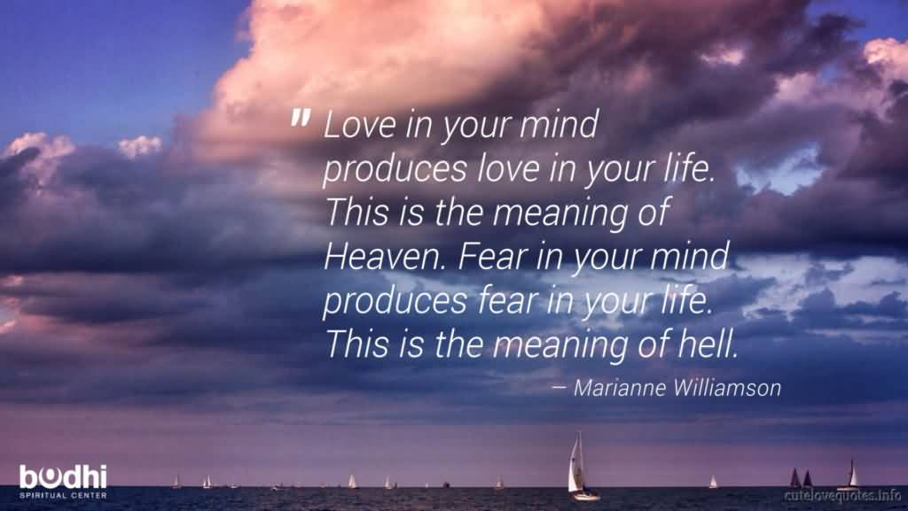 Marianne Williamson Love Quotes Captivating Marianne Williamson Love Quotes 19  Quotesbae